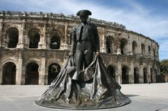 The Arena @ Nimes, France