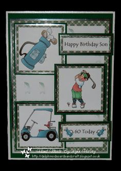 Sons 60th Birthday Card Daughter Cards Homemade