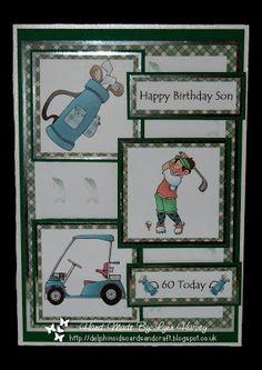 Son's 60th Birthday Card