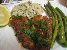Pan-Seared Red Snapper