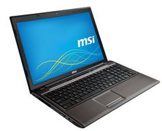 MSI Computer Corp. CX61 0OL-696US;9S7-16GB11... 15.6-Inch Laptop
