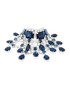DSquared  Embellished Bracelet Bleu