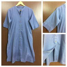 Buy yours today: Light Khadi Solid..., visit http://ftfy.bargains/products/light-khadi-solid-full-front-button-kurta-indigo?utm_campaign=social_autopilot&utm_source=pin&utm_medium=pin  #amazing #affordable #fashion #stylish