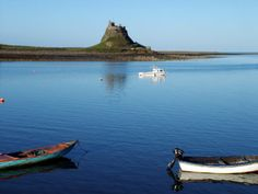 A Blessing When Leaving Lindisfarne – Persona