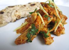 Ginger Chicken in the Pakistani Manner (via Spice Spoon)