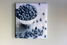 Tablica magnetyczna/obraz fruits