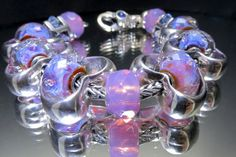 Aurora In Your Heart!  Yes, Trollbeads are magical!