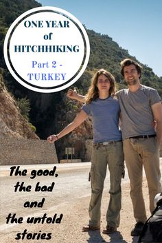 One year of hitchhiking from Ireland to Georgia. This is the second part of the (untold)stories: a hitchhiking journey through Turkey!
