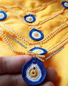 Needle Lace, Knit Crochet, Crochet Necklace, Knitting, Instagram, Jewelry, Fashion, Stitching, Moda