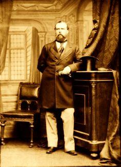 Louis IV, Grand Duke of Hesse and by Rhine. 1878