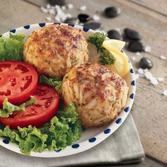Dreaming of the famous Maryland crab cakes? This crab cake recipe calls for lump crab meat and OLD BAY® seasoning, combining the best of both worlds.