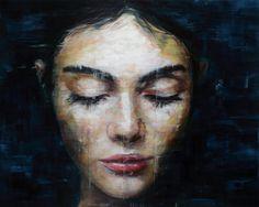Ohne Titel, 2014, Öl auf Leinwand, 120 x 150 cm