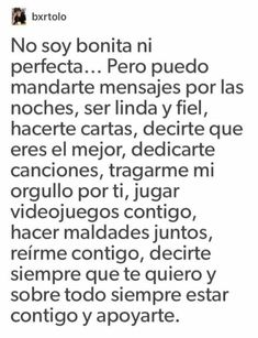 The post appeared first on Memes de Amor. Love Phrases, Love Words, True Quotes, Best Quotes, Frases Love, New Memes, Funny Memes, Sad Love, Relationship Memes