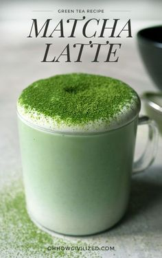 Matcha Latte – The way to make matcha inexperienced tea latte at dwelling - Food&Drinks Weight Loss Tea, How To Make Matcha, Best Matcha, Matcha Green Tea Latte, Best Herbal Tea, Green Tea Recipes, Green Tea Benefits, Drinking Tea, Recipes
