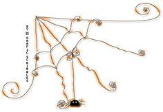 Grafic Scribbles: I ragni protesteranno per crimini contro gli aracnidi: ragnatela free download per Halloween