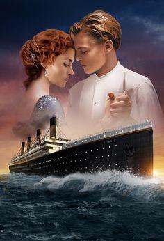 titanic movie photos | Titanic - Movie Couples Fan Art (31658924) - Fanpop fanclubs