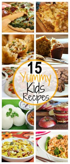 Top 15 Healthy Recipes For Kids Meals: Got a naughty, fussy eater at your place? Does your kid turn up his nose at the sight of parathas and vegetables? Relax, you're not alone- thousands of moms face the same dilemma every day.Here we've put down a list of the best 15 simple healthy food recipes for kids that will meet meal or lunch box essential.