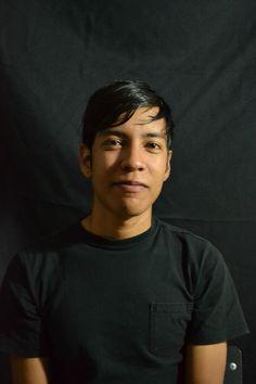 Modelo: José Carlos Luz a 45º