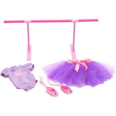 """My Life As Ballet Set for 18"""" doll, just bought this for Mads for only $5 at Walmart!"""