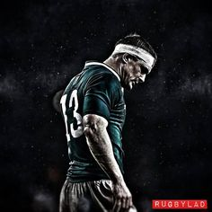 Great photo of a great rugby legend - Brian O'Driscoll (Ireland)