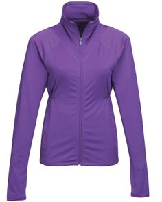Slash pockets jacket womens and sleeve with thumbhole. Tri mountain KL641