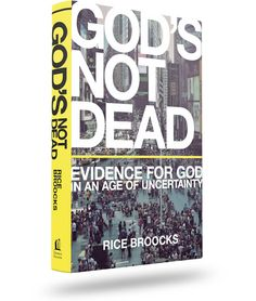 God's Not Dead, my father just read this & said it's really a great great book!