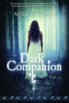 Dark Companion by Marta Acosta... ok I thought I already posted this but accidentally put my review thingy for it on fallen! But this book was absolutely wonderful. At first it reaaaaaally freaked me out. Like freaky. But it was actually really good and once I got further into the book and the off putting stuff was explained I loved it even more! Great ending also :)