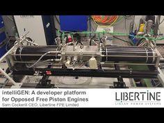 intelliGEN: A developer platform for opposed Free Piston Engines Engineering, Platform, Free, Heel, Wedge, Technology, Heels
