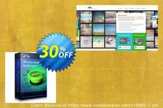 52 Best Watermark Software Discount Codes Archive images in 2019