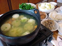 """well-described post for making your own chinese-style """"hot pot"""" dinner ..."""