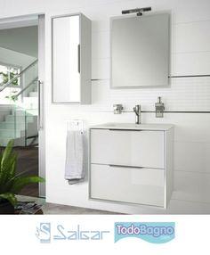 Mueble de baño Salgar Colours   http://www.todobagno.com/comprar-muebles-de-bano-online-salgar-colours