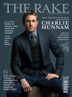 The Rake (June 2017) - 001 - Charlie Hunnam FAN | charlie-hunnam.net | charliehunnamfan.com |