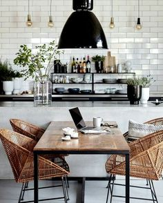 Kitchen island inspiration