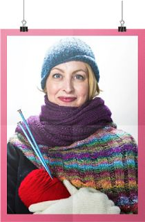 On the blog: Knitter's Pride: Winner + Designer Spotlight: Staci Perry of Very Pink Knits