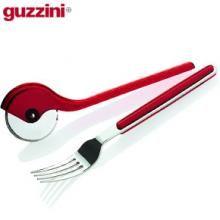 Guzzini Fork & Pizza Cutter  http://www.redcandy.co.uk/product-guzzini-fork-pizza-cutter-set.php