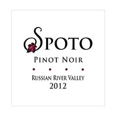 2012 Spoto Wine Napa Valley Pinot Noir 750 mL -- You can get more details by clicking on the image. (This is an affiliate link)