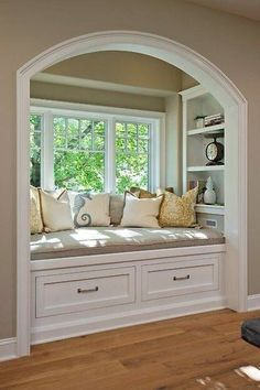 Create a cozy reading nook in your home