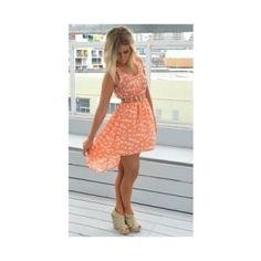 summer clothes -- summer dresses