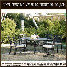 Profesional de Muebles De Exterior mesas. y sillas