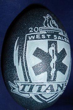 RP: Carved Emu Egg, Custom Design - etsy.com
