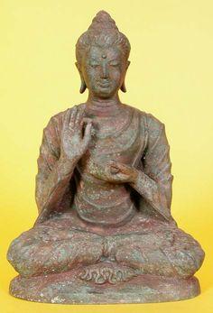 The Teaching Buddha / DharmaChakra