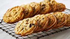 Bake With Anna Olson TV Show recipes on Food Network Canada; your exclusive source for the latest Bake With Anna Olson recipes and cooking guides. Oatmeal Cookie Recipes, Oatmeal Raisin Cookies, Best Cookie Recipes, Baking Recipes, Dessert Recipes, Desserts, Healthy Recipes, Anna Olson, Macaroons