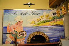 One of the best in Rome! L'Isola della Pizza ® - Ristorante Pizzeria Bisteccheria - Roma