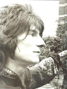 Rolling Stones Tribute Day 4- Member Profile- Ronnie Wood