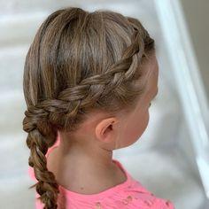 40 fotos de penteado para daminha que são de arrancar suspiros