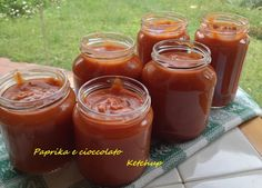 Salsa ketchup fatta in casa