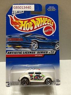 (TAS030939) - Mattel Hot Wheels Car - VW Bug