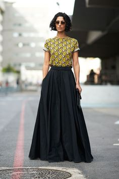 Stunning skirt.