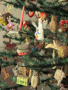 A Cleveland Antique Christmas Collection by Whopperjaw, via Flickr