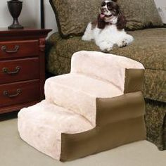 @Overstock - inflatable pet steps  $49.99